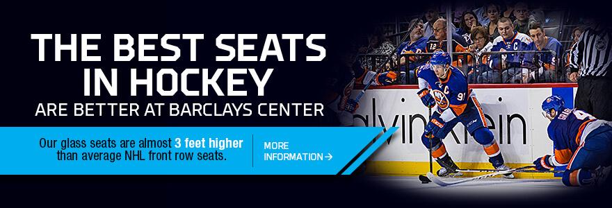 The Best Seats in Hockey