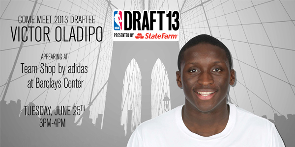 Come Meet 2013 NBA Draftee Victor Oladipo