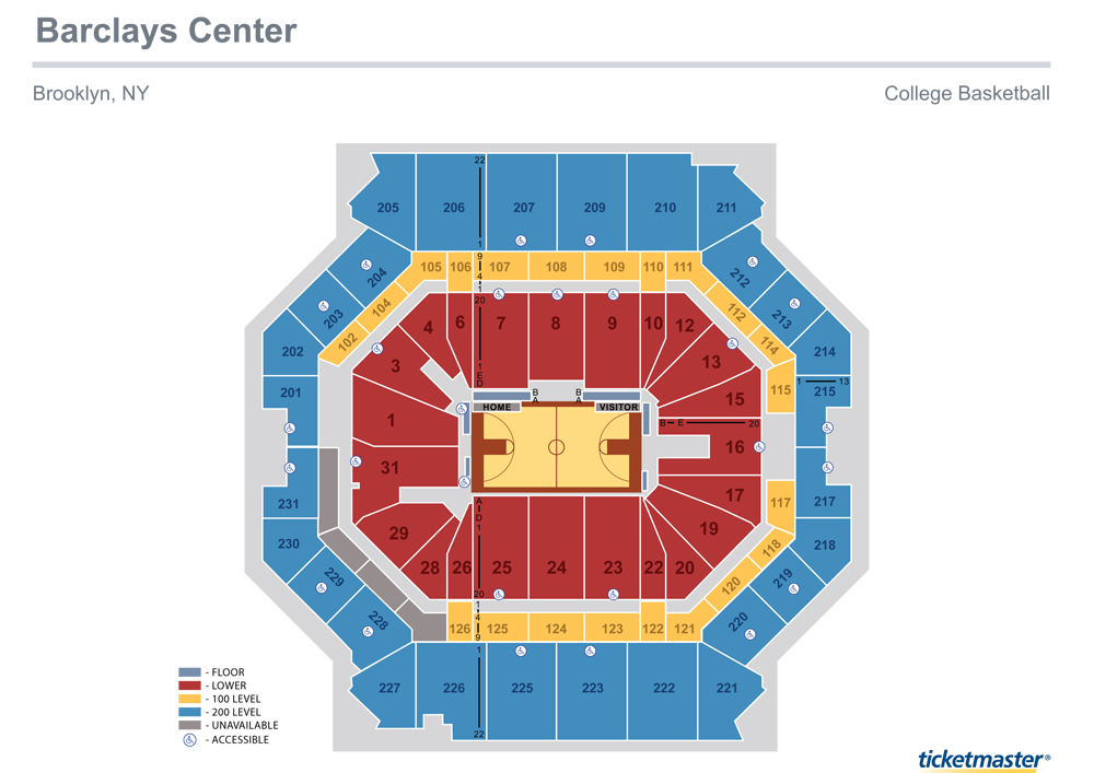 Ticket Information for Atlantic 10 Men's Basketball ...
