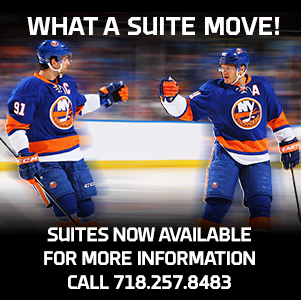 New York Islanders Suites